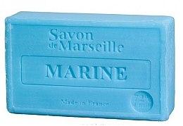 """Духи, Парфюмерия, косметика Мыло натуральное """"Морское"""" - Le Chatelard 1802 Savon de Marseille Marine Soap"""