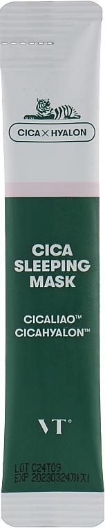 Ночная маска для лица с центеллой - VT Cosmetics Cica Sleeping Mask