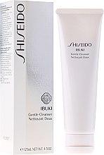 Духи, Парфюмерия, косметика Очищающая пенка против признаков усталости кожи - Shiseido Ibuki Gentle Cleanser