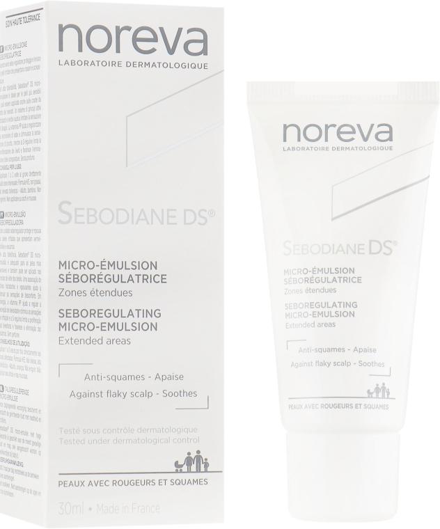 "Эмульсия ""Себорегулирующая микро"" - Noreva Sebodiane DS Sebum-Regulating Micro-Emulsion"