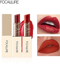 Кремовая помада для губ - Focallure Chocolate Creamy Lipstick — фото N4