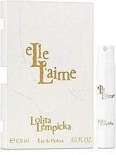 Духи, Парфюмерия, косметика Lolita Lempicka Elle L'aime - Парфюмированная вода (пробник)
