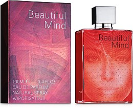 Духи, Парфюмерия, косметика Fragrance World Beautiful Mind - Парфюмированная вода