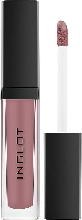 Жидкая помада для губ - Inglot HD Lip Tint Matte