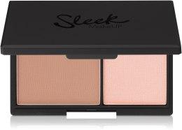 Духи, Парфюмерия, косметика Матовая пудра и хайлайтер для лица - Sleek MakeUP Face Contour Kit
