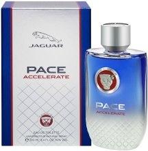 Духи, Парфюмерия, косметика Jaguar Pace Accelerate - Туалетная вода