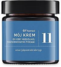 Духи, Парфюмерия, косметика Крем для комбинированной и жирной кожи №11 - Fitomed My Cream No. 11