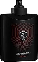 Духи, Парфюмерия, косметика Ferrari Scuderia Ferrari Forte - Парфюмированная вода (тестер без крышечки)