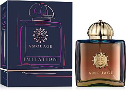 Духи, Парфюмерия, косметика Amouage Imitation for Woman - Парфюмированная вода