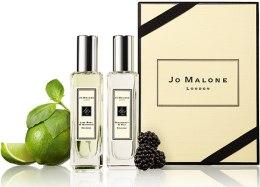 Духи, Парфюмерия, косметика Jo Malone Blackberry&Bay + Lime Basil and Mandarine - Набор (edc 30ml + edc 30ml)