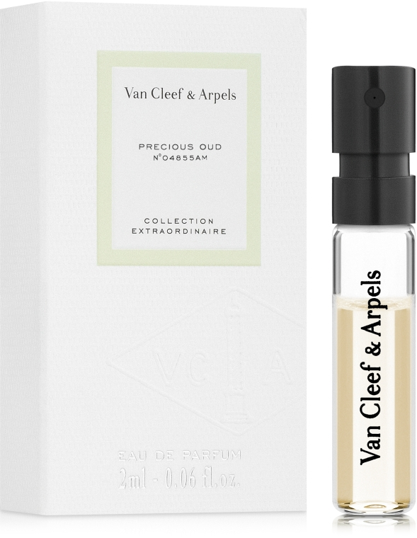 Van Cleef & Arpels Collection Extraordinaire Precious Oud - Парфюмированная вода (пробник)