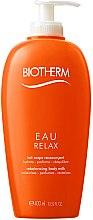 Духи, Парфюмерия, косметика Молочко для тела - Biotherm Eau Relax Body Milk