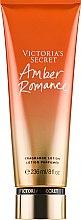 Духи, Парфюмерия, косметика Victoria's Secret Amber Romance - Лосьон для тела