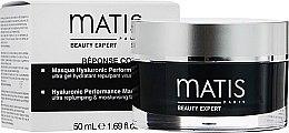 Духи, Парфюмерия, косметика Маска для лица - Matis Paris Reponse Corrective Hyaluronic Performance Mask