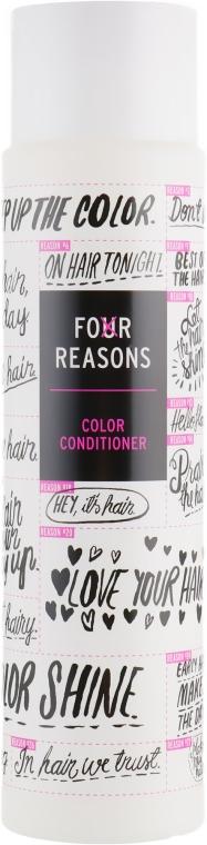 Кондиционер для окрашенных волос - KC Professional Four Reasons Color Conditioner