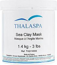 Духи, Парфюмерия, косметика Маска из морской глины - Thalaspa Sea Clay Mask