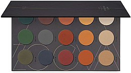 Духи, Парфюмерия, косметика Палетка теней для век - Zoeva Matte Spectrum Eyeshadow Palette