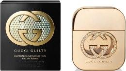Духи, Парфюмерия, косметика Gucci Guilty Diamond Limited Edition - Туалетная вода