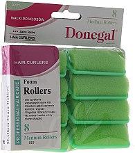 Духи, Парфюмерия, косметика Бигуди для волос 25 мм, 8 шт - Donegal Sponge Curlers