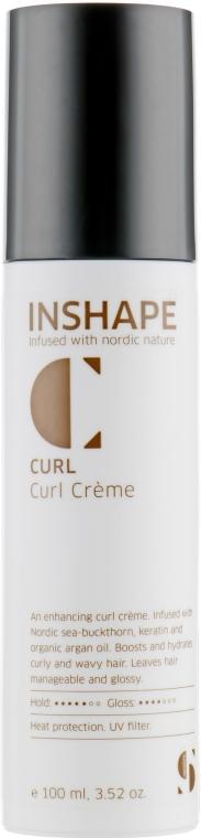 Крем для локонов - Inshape Curl Creme
