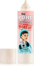 Парфумерія, косметика Тональний засіб для обличчя - Benefit Porefessional Pore Minimizing Makeup