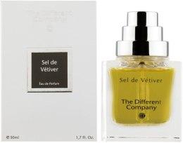 Духи, Парфюмерия, косметика The Different Company Sel De Vetiver - Парфюмированная вода