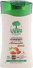 """Крем-гель для душа """"Сладкий миндаль"""" - L'Arbre Vert Cream Shower Gel — фото N1"""