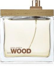 Духи, Парфюмерия, косметика DSQUARED2 She Wood Golden Light Wood - Парфюмированная вода (тестер без крышечки)