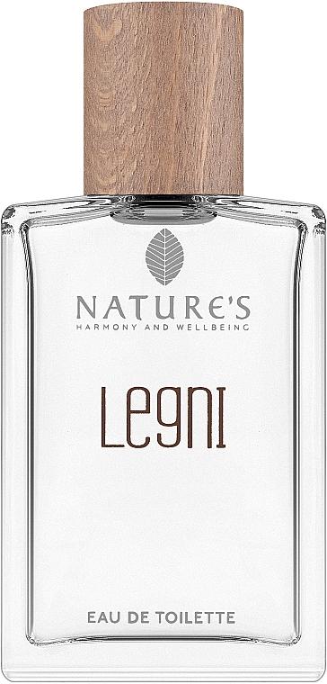 Nature's Legni - Туалетная вода