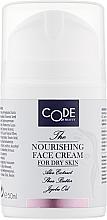 Духи, Парфюмерия, косметика Крем для сухой кожи лица - Code Of Beauty Nourishing Face Cream For Dry Skin