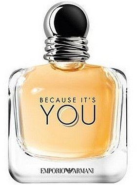 Giorgio Armani Emporio Armani Because It's You (TRY) - Парфюмированная вода