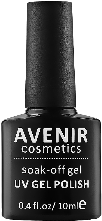 Гель-лак для ногтей - Avenir Cosmetics Soak-Off UV Color Gel