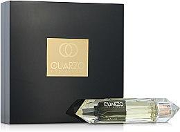 Духи, Парфюмерия, косметика Cuarzo The Circle Aquamarine - Парфюмированная вода (тестер с крышечкой)