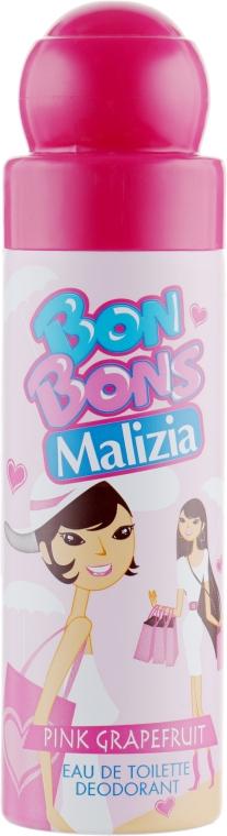 Дезодорант Pink Grapefruit - Malizia Bon Bons — фото N1