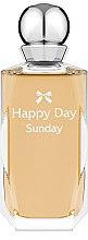 Духи, Парфюмерия, косметика Gianni Gentile Happy Day Sunday - Туалетная вода
