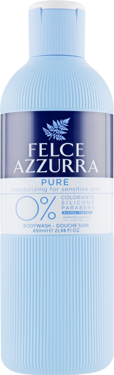 Гель для душа - Felce Azzurra Puro Moisturizing for Sensitive Skin