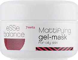 Духи, Парфюмерия, косметика Гель-маска матирующая для жирной кожи - J'erelia Esse Balance