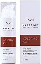 Духи, Парфюмерия, косметика Флюид для лица - Masstige Volcanic Ash Face Fluid
