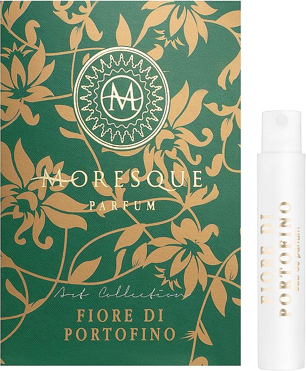 Moresque Fiore di Portofino - Парфюмированная вода (пробник)