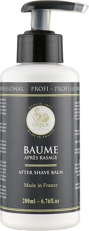 Бальзам после бритья, органический - OSMA Tradithion After Shaving Balm