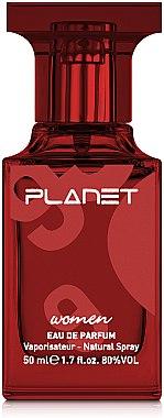 Planet Red №9 - Парфюмированная вода (тестер с крышечкой) — фото N1