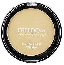 Духи, Парфюмерия, косметика Прессованая пудра - Freedom Makeup London HD Pro Finish