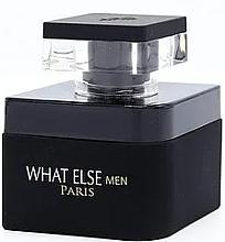 Духи, Парфюмерия, косметика Prestige Paris What Else Men - Парфюмированная вода (тестер без крышечки)