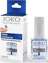 """Парфумерія, косметика Відновлювальний кондиціонер для нігтів """"Вітамінна бомба"""" - Joko Manicure Salon"""