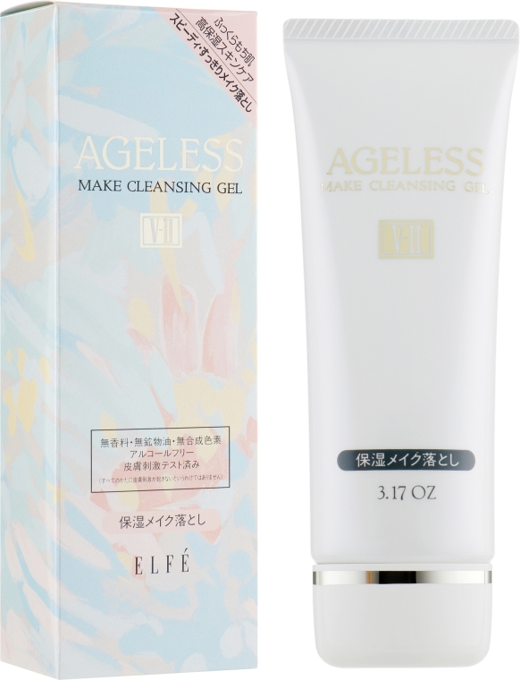 Очищающий гель - Isehan Elfe V-II Ageless Make Cleansing Gel