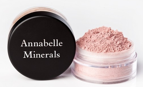 Минеральная пудра для лица - Annabelle Minerals Coverage Foundation (мини)
