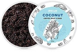 """Духи, Парфюмерия, косметика Кофейный скраб для тела """"Coconut"""" - SHAKYLAB Coffee Scrub Coconut"""