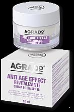 Духи, Парфюмерия, косметика Крем для лица - Agrado Anti-Age Effect Cream