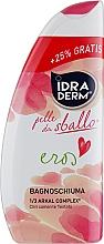 Духи, Парфюмерия, косметика Гель для душа и пена для ванной 2 в 1 - Idraderm Eros Shower Gel & Bath Foam