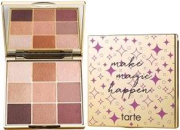 Духи, Парфюмерия, косметика Палетка теней для век - Tarte Cosmetics Limited Edition Make Magic Happen Eyeshadow Palette